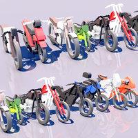 3D model pack 10