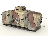 a7v 543 adalbert model