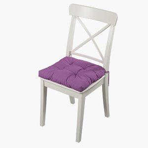 chair ingolf soft hoff 3D model
