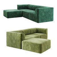 eave modular sofa model