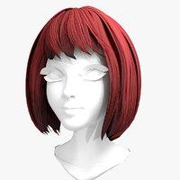 Wig 01 - Short Bob Hair