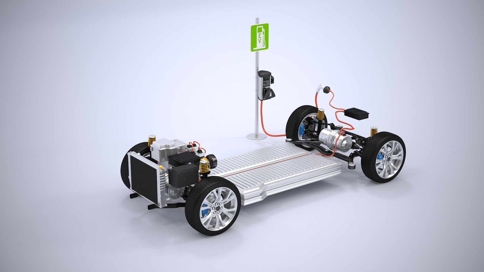 Awd Electric Car >> Electric Awd Vehicle Chassis Chargepoint