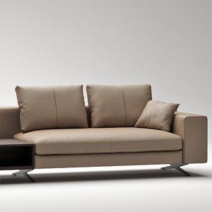 camerich wake modern sofa 3D