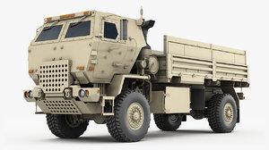 m1078 cargo truck 3D model