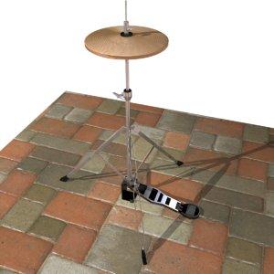 music percussion model