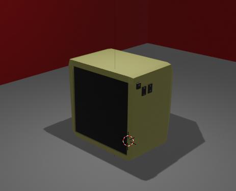 box tv 3D