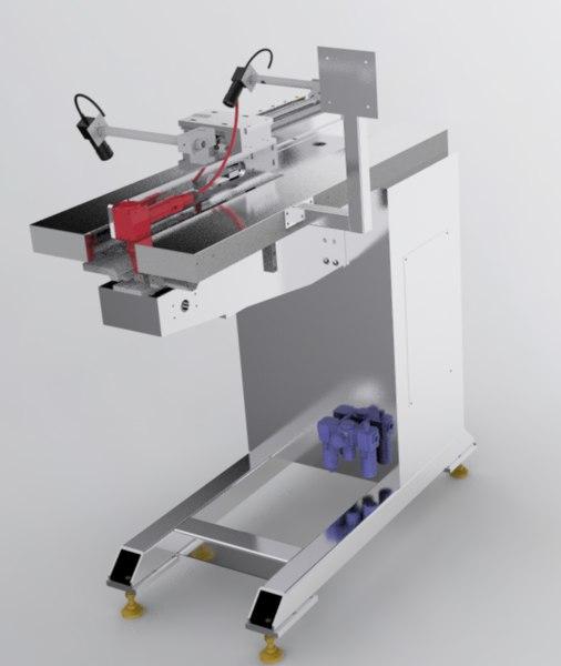 3D circular tube welding mobile