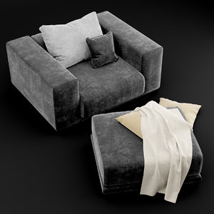interior pillow model