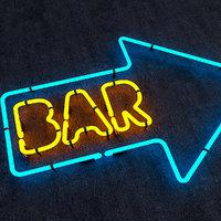 3D neon sign