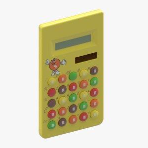 m calculator model