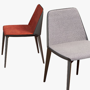 3D chair dining