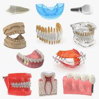 dental 4 3D model