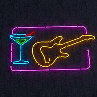 3D model neon sign