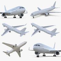 3D boeing 767