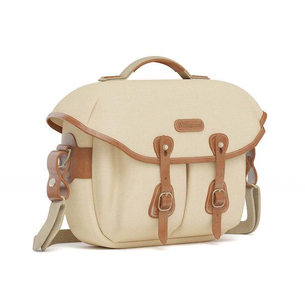 brown camera bag 3D model