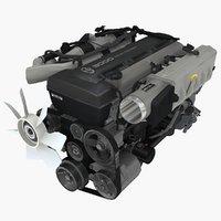 Toyota 2JZ GTE 3.0L engine