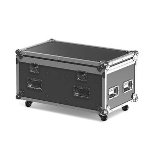 3D metal photo equipment case