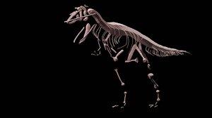 dinosaur scale ready 3D model