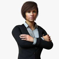 3D resolution photo-realistic human model