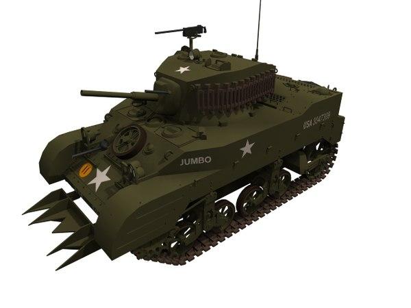 stuart light tank model