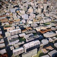 city cityscape model