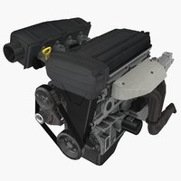 Toyota 4A-GE 1.6L Blacktop 20v engine