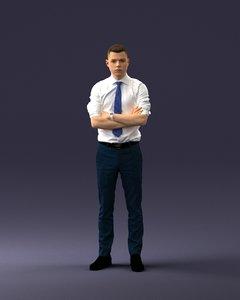 man office 3dscan 3D model