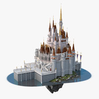 magic castle 3D