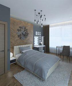room girl 3D
