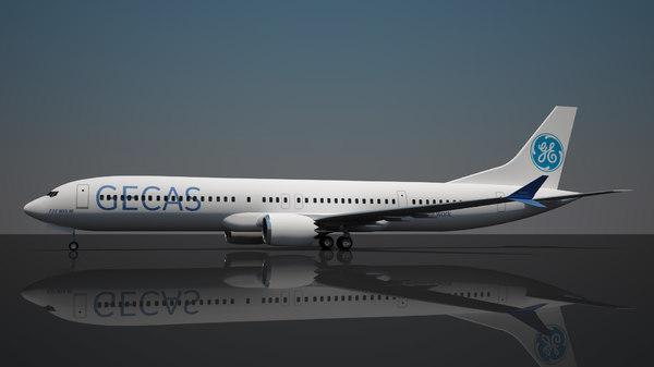 gecas 737 10 ge model