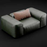 leather chair model