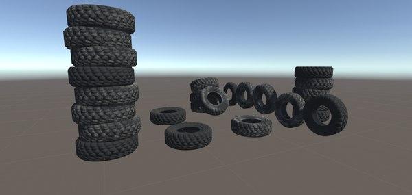 3D big wheels