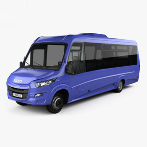 3D iveco daily vsn-700