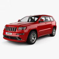 jeep grand cherokee 3D