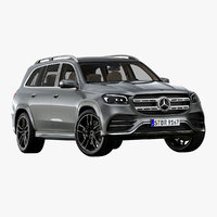 2020 Mercedes-Benz GLS