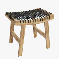 3D ikea chair designer model
