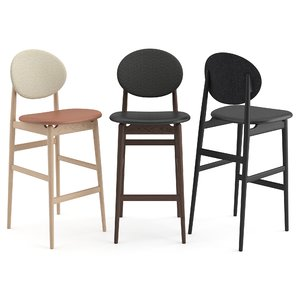 chairs outline bar stool model
