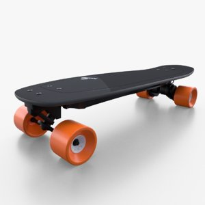 boosted board mini 3D