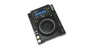 dj controller pioneer 3D model