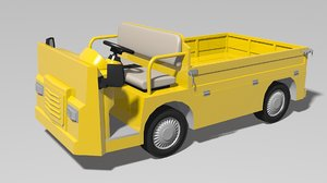 electric industrial vehicle model