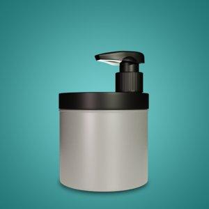 cream dispenser 3D model