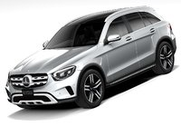 3D mercedes-benz glc 2021 mercedes benz