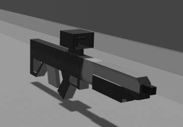 3D snow sniper