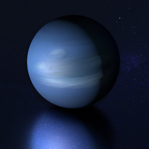 uranus planet model