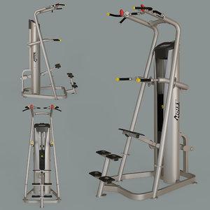 3D hoist s model