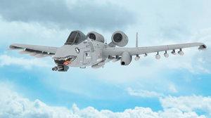 3D aircraft