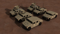 Militrary Armored Car