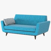Joybird Hughes Twin Sleeper Sofa