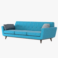 realistic joybird grand sofa 3D