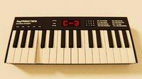Simple Musical Keyboard
